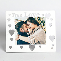 True Love Personalized Frame: Personalised Gifts