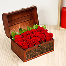 Treasured Roses:  Wedding Anniversary Gifts