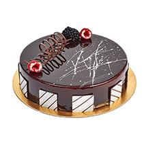Chocolate Truffle Birthday Cake: Cakes In Dubai