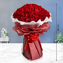 Majestic Roses: Flower Delivery